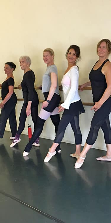 Beginning/Intermediate Ballet