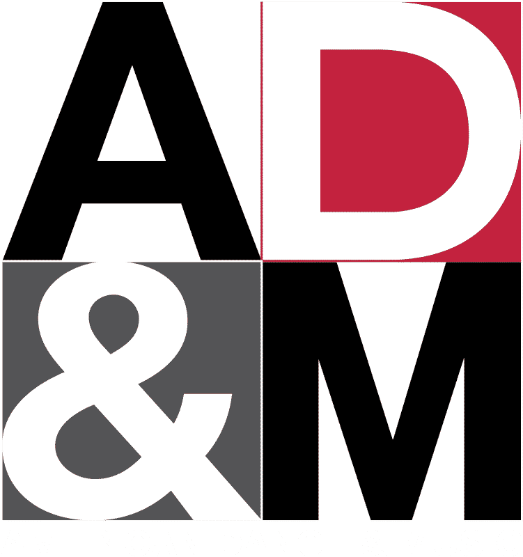 AD&M Logo